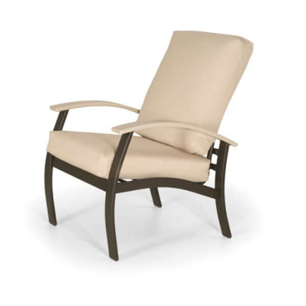 Belle Isle Cushion Arm Chair