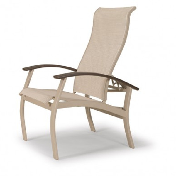 Belle Isle Sling Multi-Position Dining Chair