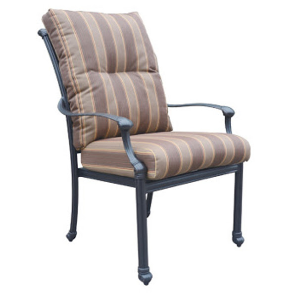 Monarch High Back Dining Chair