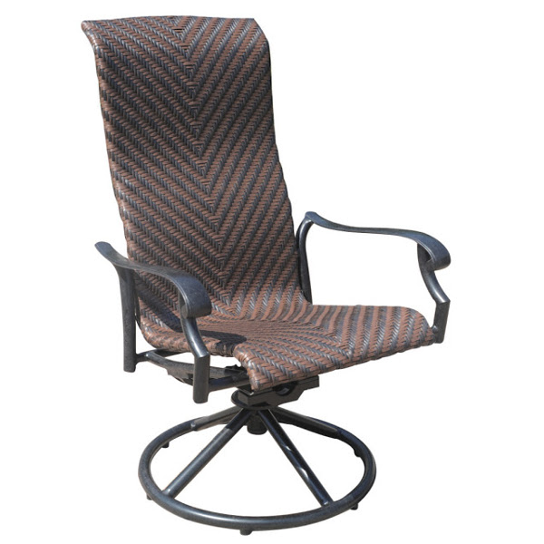 Catania Swivel Dining Chair