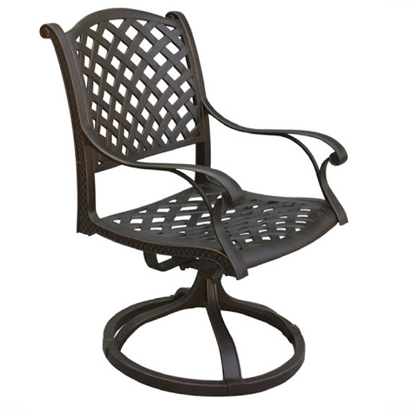 New Providence Swivel rocker