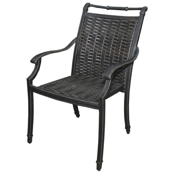 Livingston Wicker Dining Chair