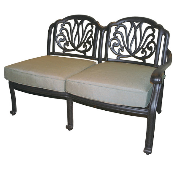 Lillian Right Arm Loveseat