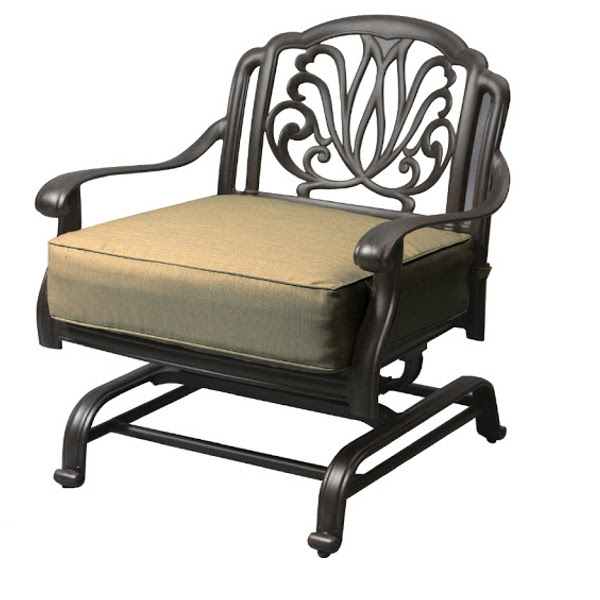 Lillian Spring Club Chair