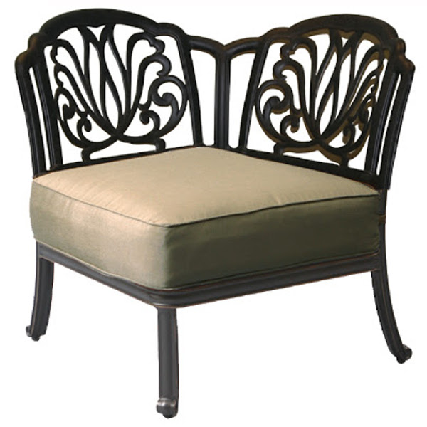 Lillian Corner Club Chair