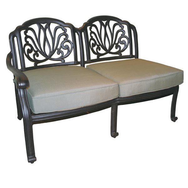 Lillian Left Arm Loveseat
