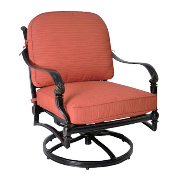 Messina Swivel Club Chair