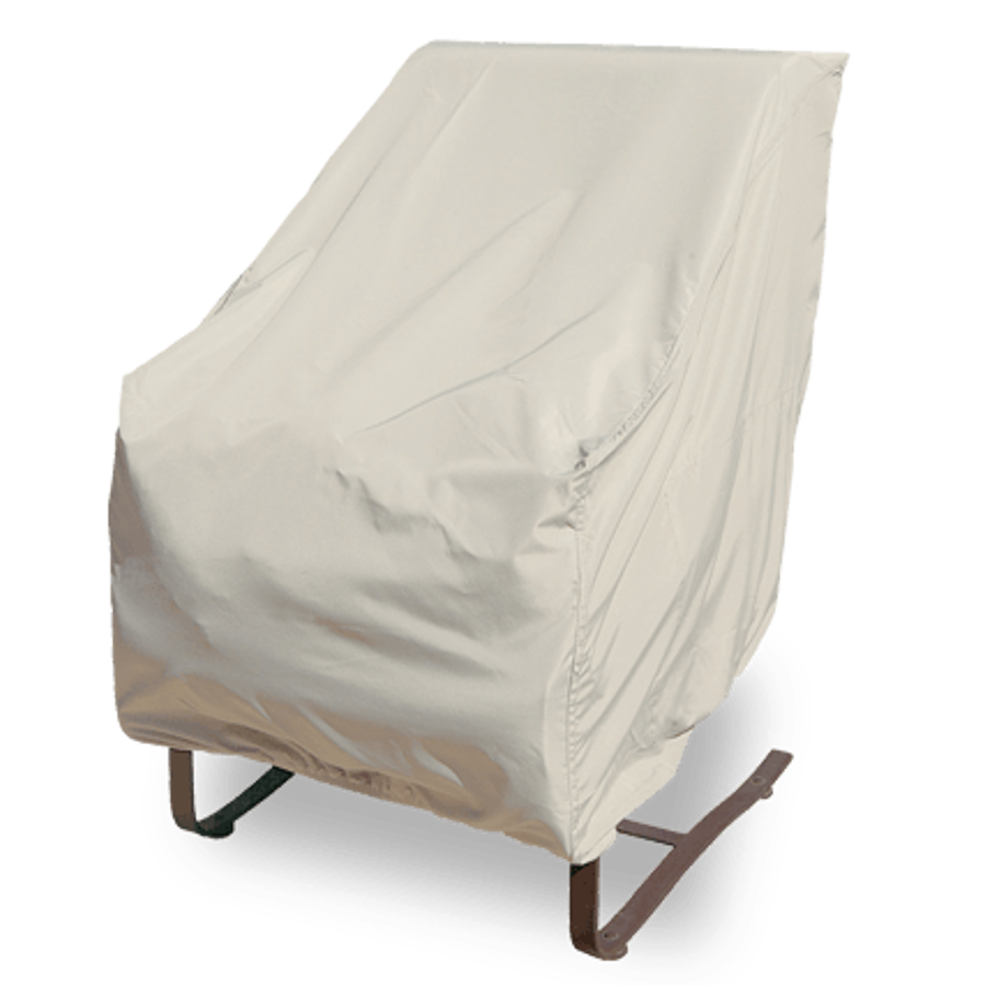 Year Round High Back Chair Cover