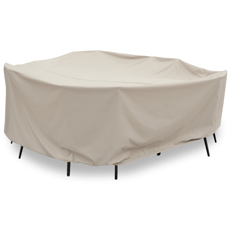 "Year Round 60"" Round Table & Chair Cover (no holes)"