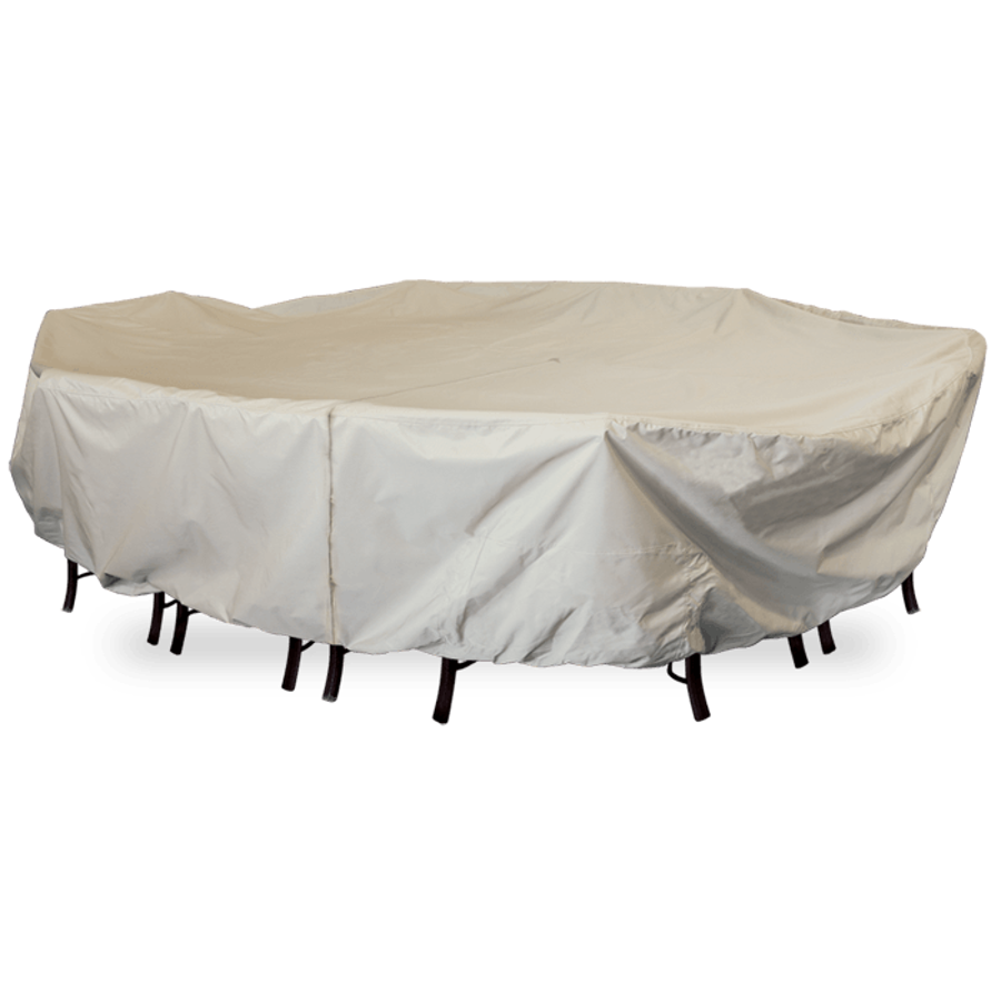 "Year Round 72"" Square Table & Chairs Cover"