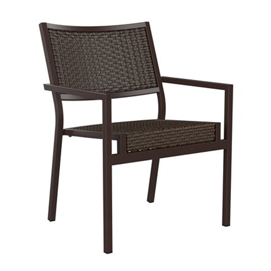 Cabana Club Woven Dining Chair