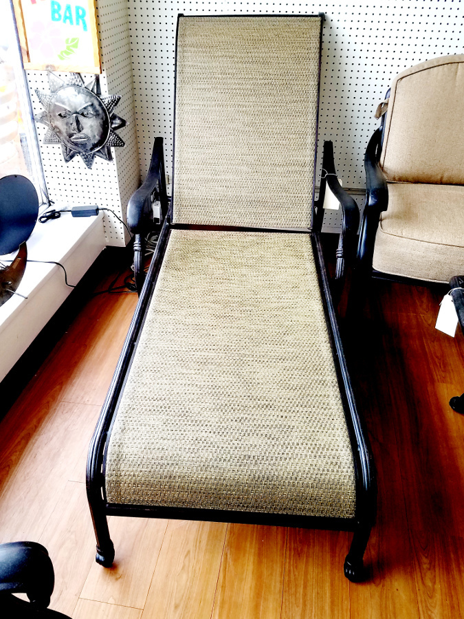 Summit Chaise Lounge Chair