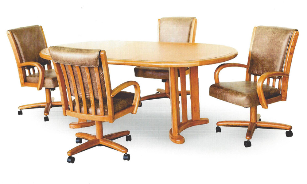 100 Chromcraft Furniture Dining Sets