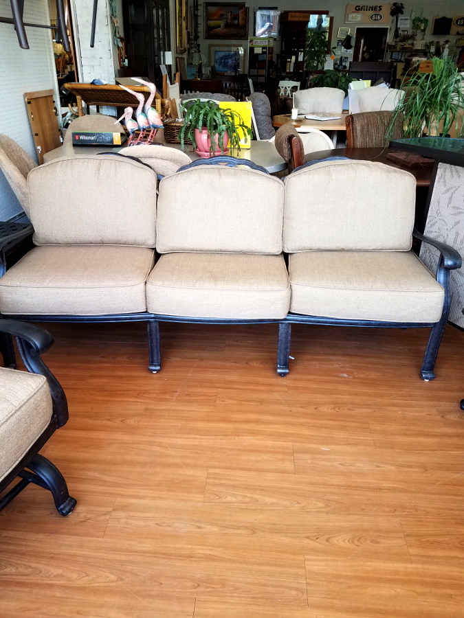 Lillian Three Seat Sofa