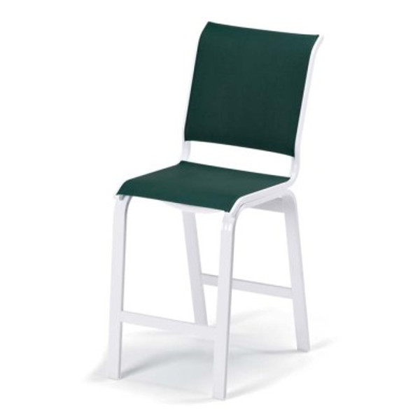 Fortis Contract Sling Balcony Height Armless Chair