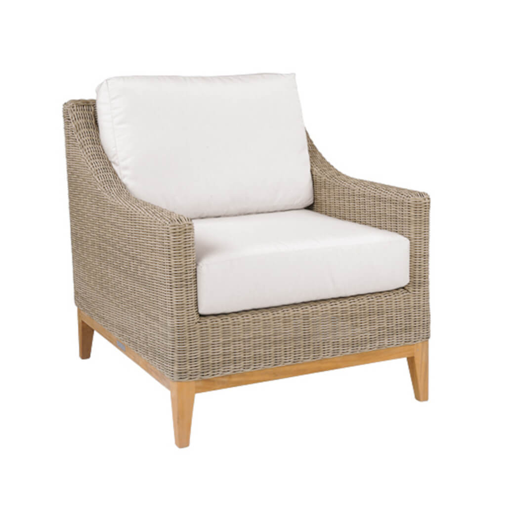Frances Deep Seating Lounge Chair