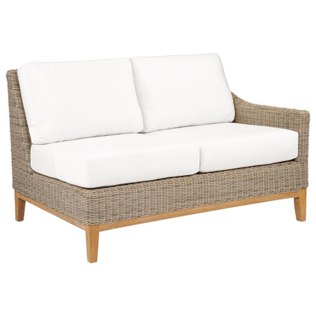 Frances Sectional Right Arm Settee