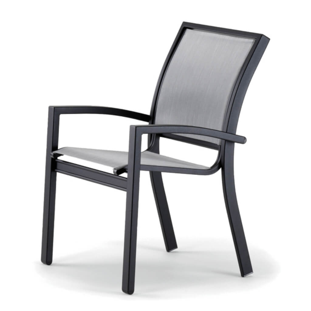 Kendall Sling Stacking Café Chair