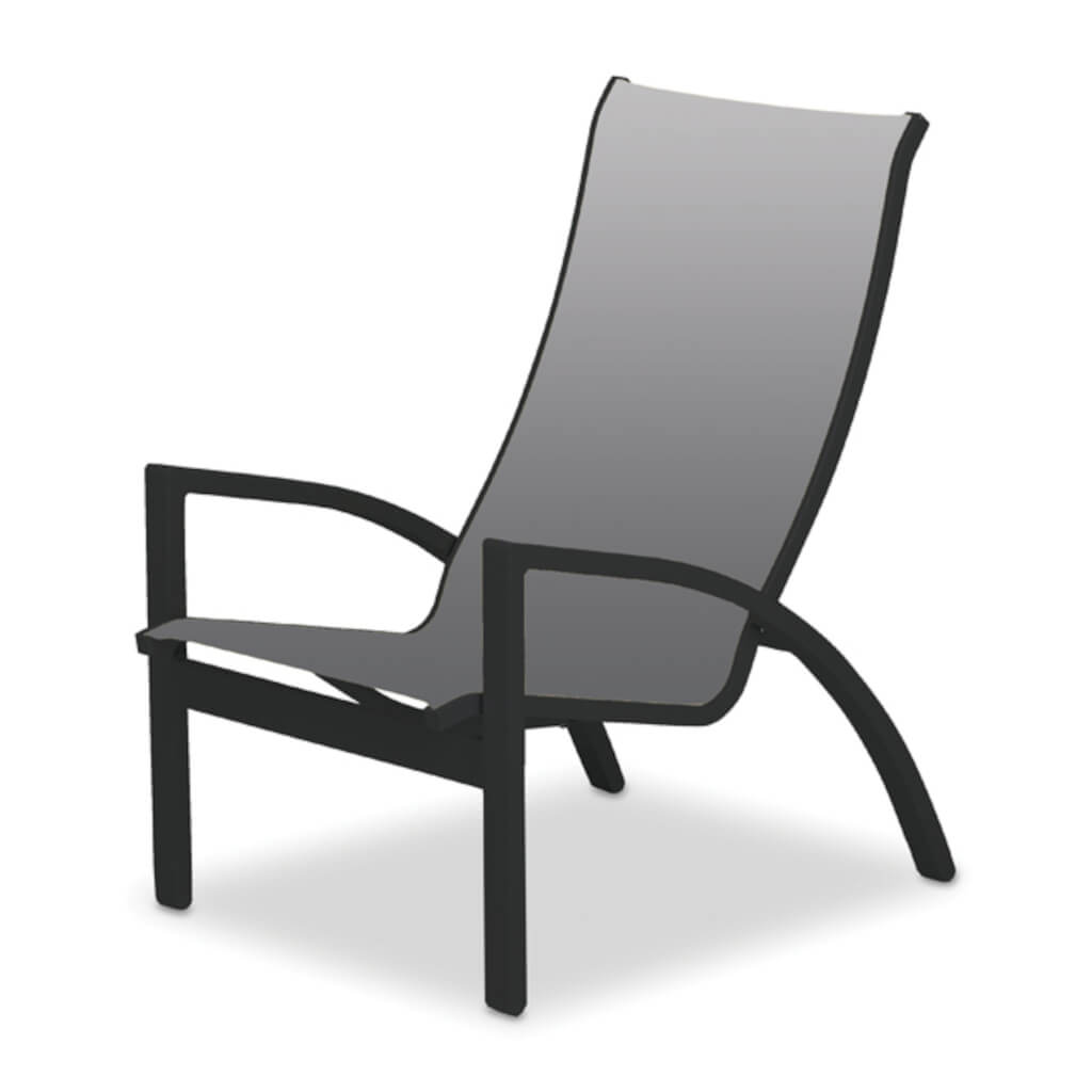 Kendall Sling Stacking Chat Height Chair