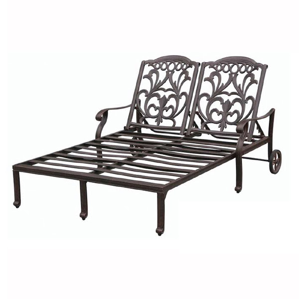 Valencia Double Chaise