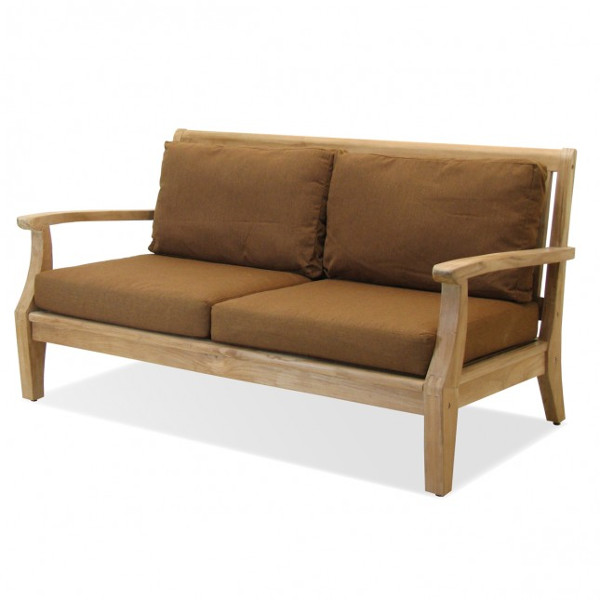 Teak - Laguna Three Seater Sofa