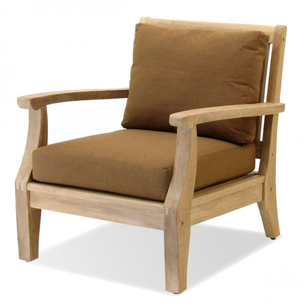 Teak - Laguna Lounge Chair