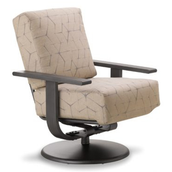 Larssen Cushion Swivel Rocker