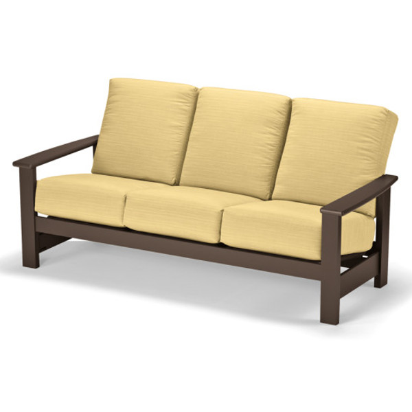 Leeward Cushion Three Seat Sofa