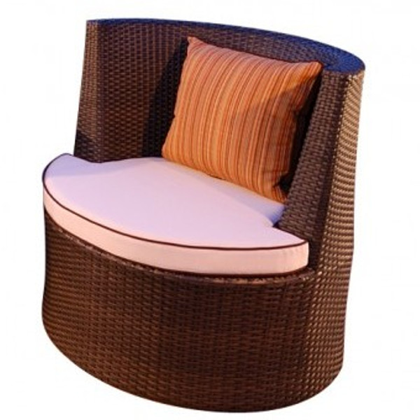 Malibu - Grande Chat Swivel Chair