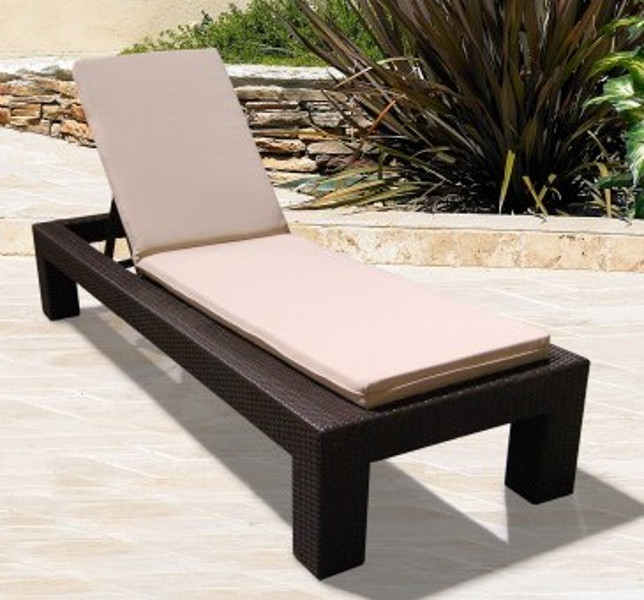 Malibu - Single Adjustable Chaise Lounge