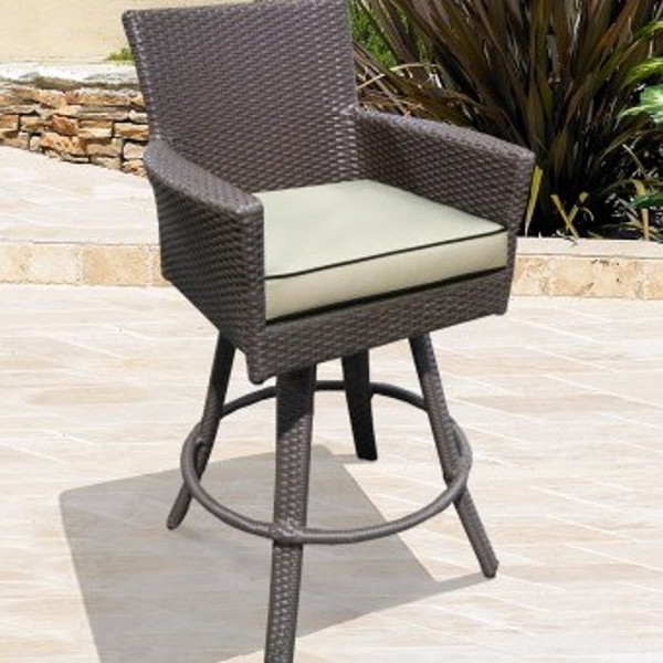 Malibu - Swivel Bar Stool