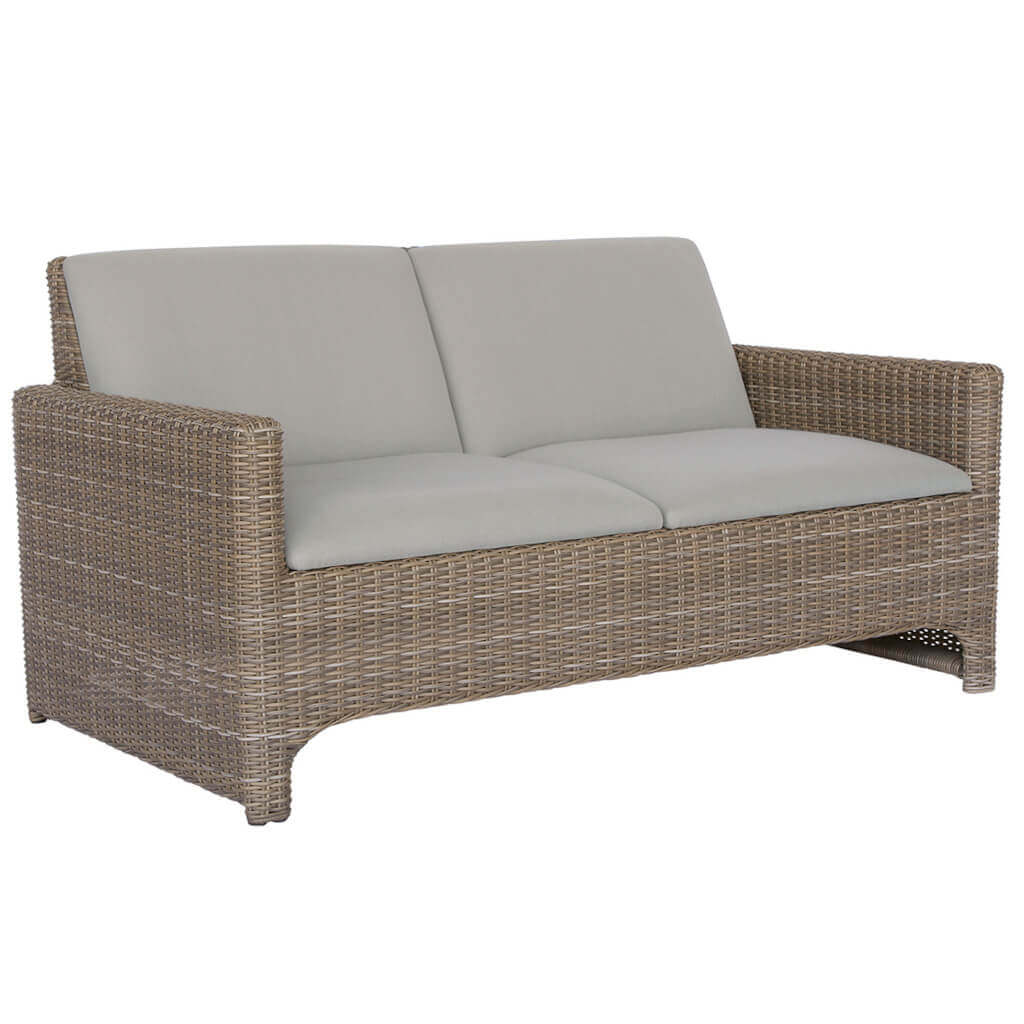 Milano Deep Seating Settee