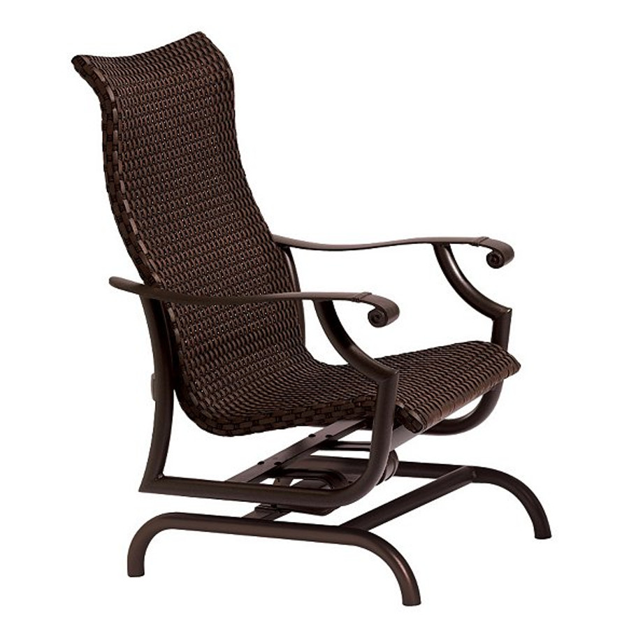 Montreux Woven Action Lounger