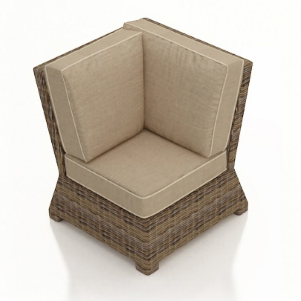 Bainbridge 90° Sectional Corner Chair