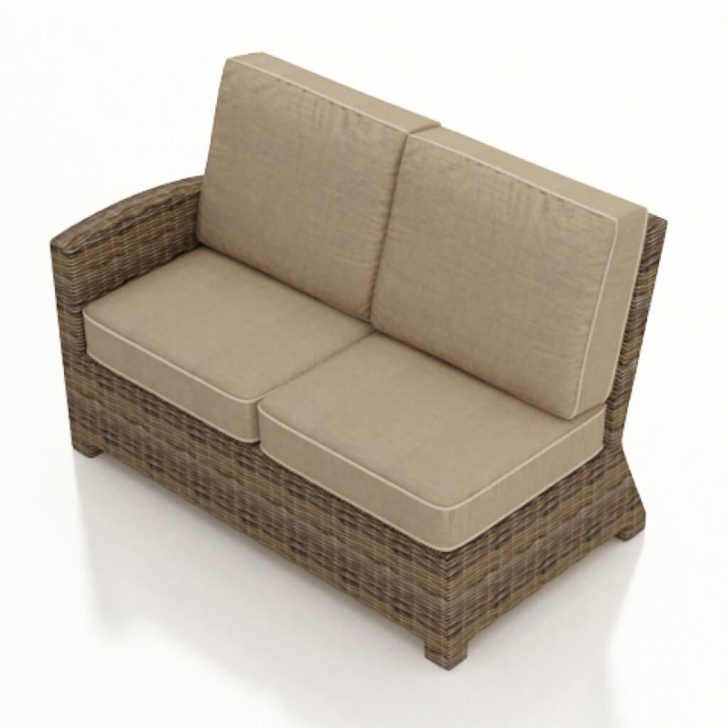 Bainbridge Sectional Left Arm Loveseat