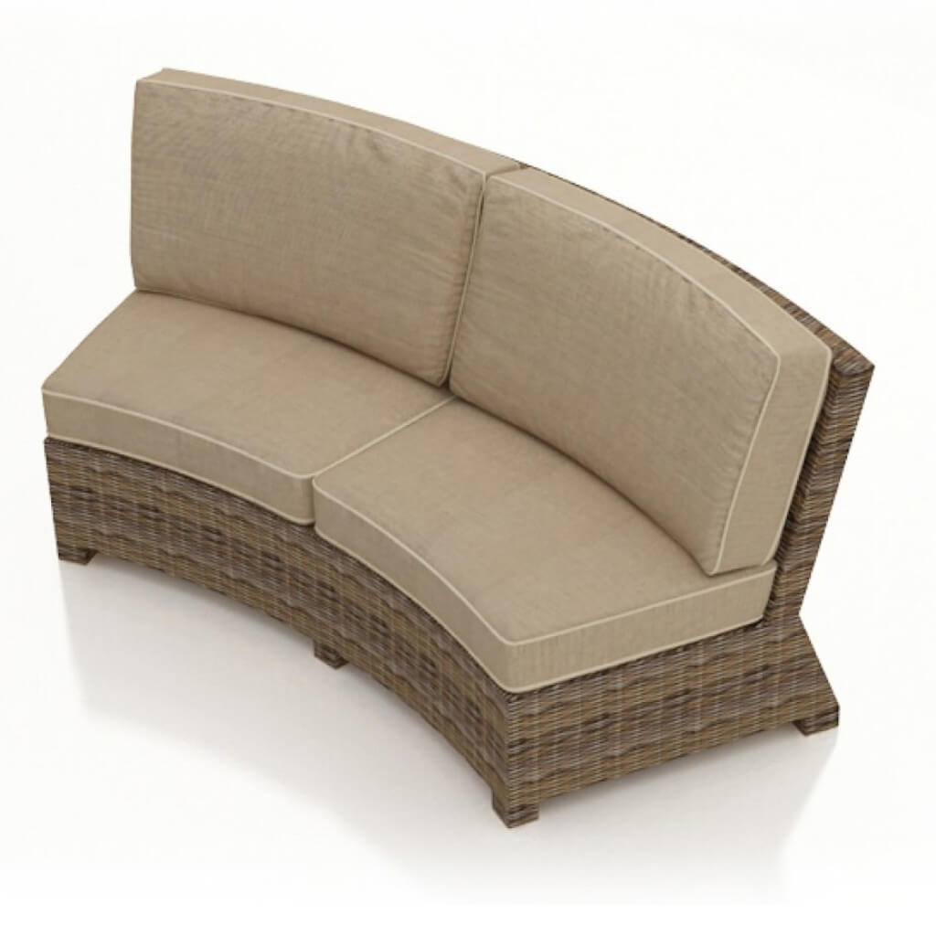 Bainbridge Curved Sofa
