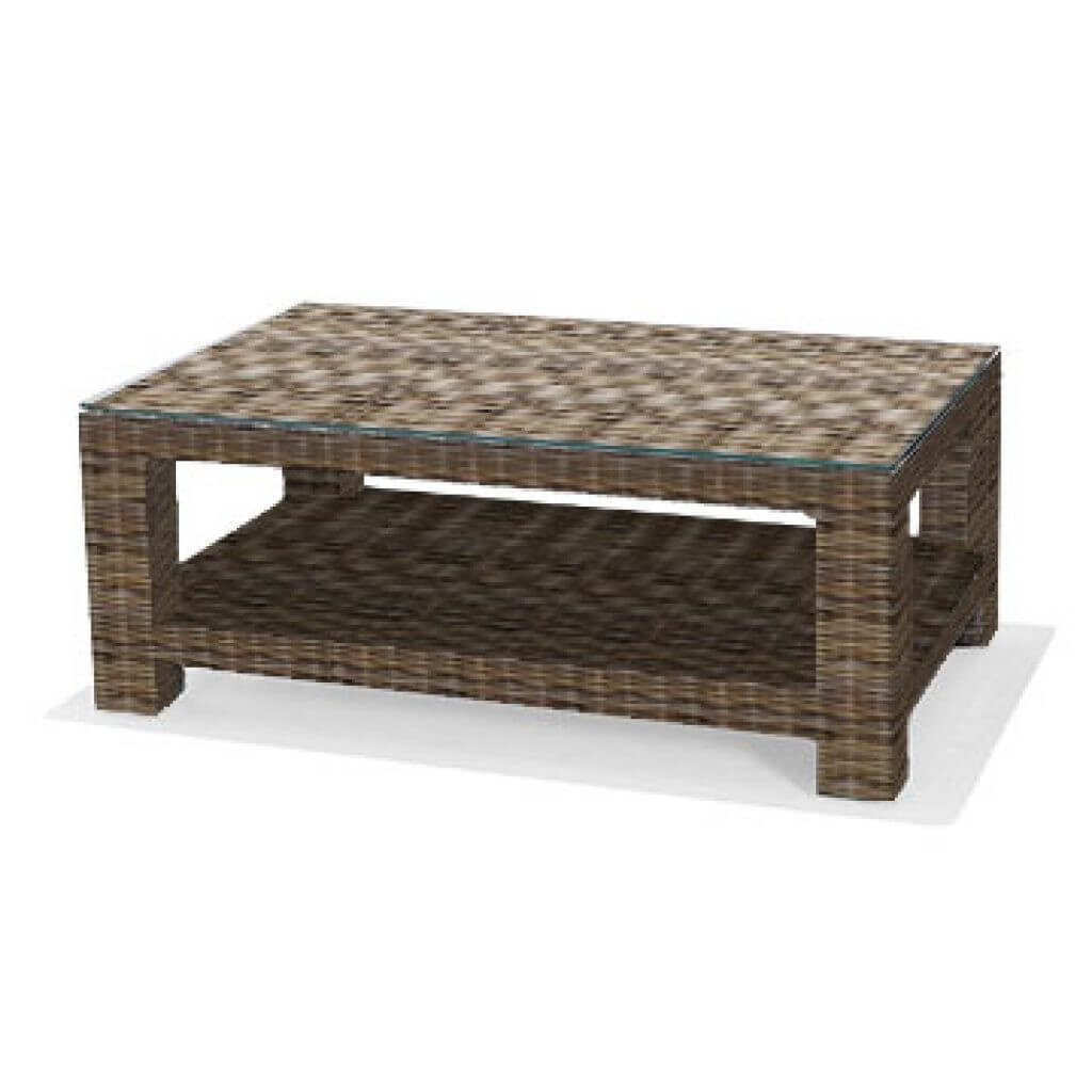 Bainbridge Rectangular Coffee Table