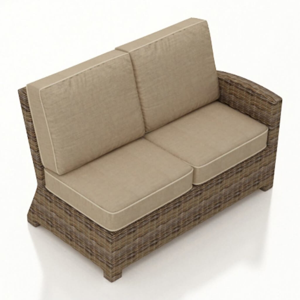 Bainbridge Sectional Right Arm Loveseat