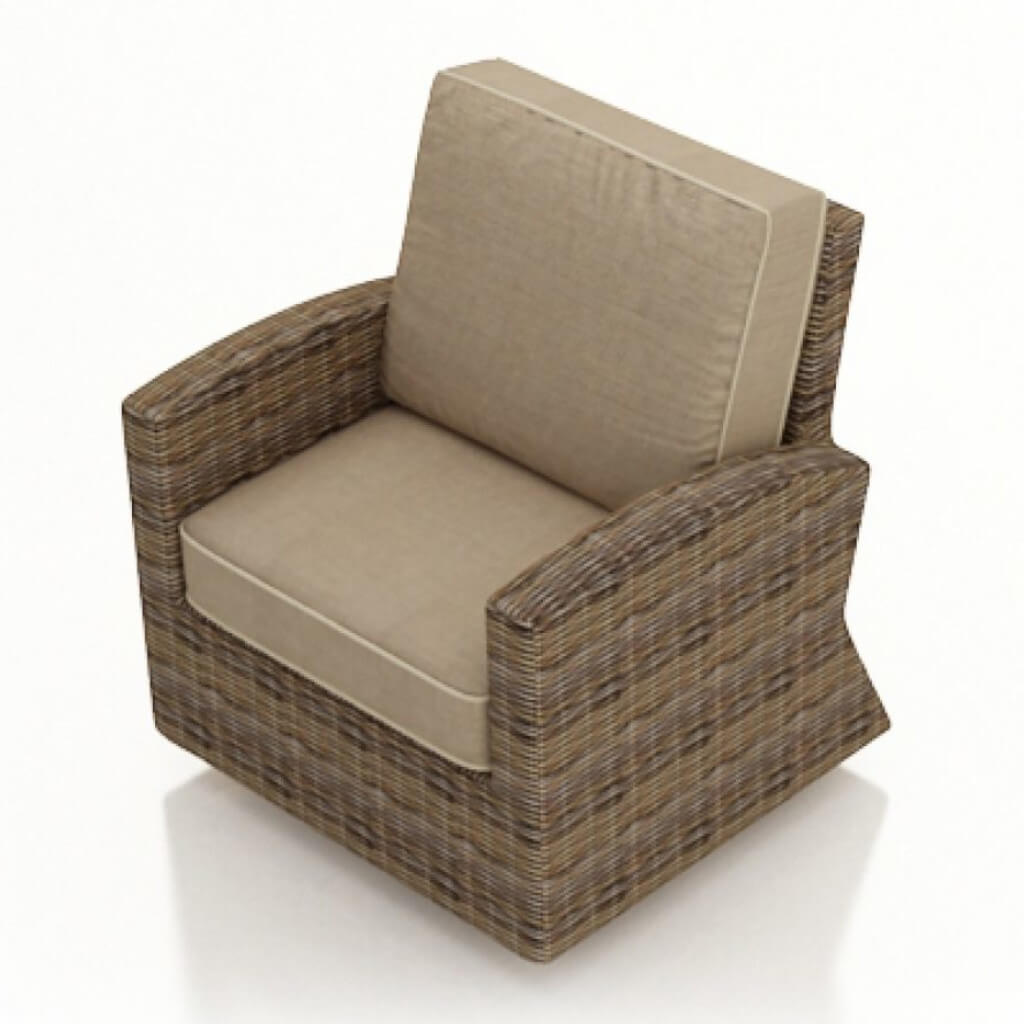 Bainbridge Swivel Glider