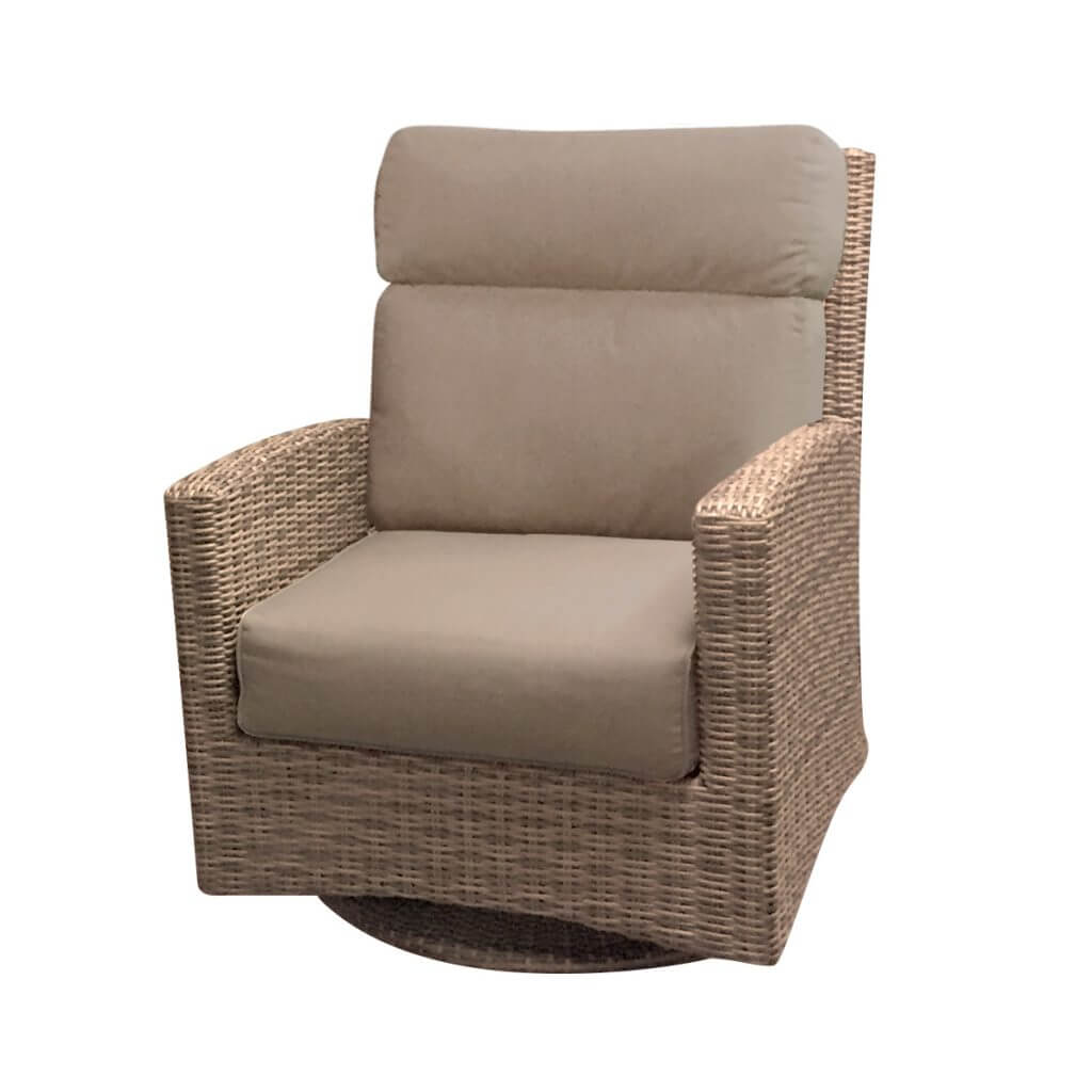 Bainbridge Universal High Back Swivel Rocker