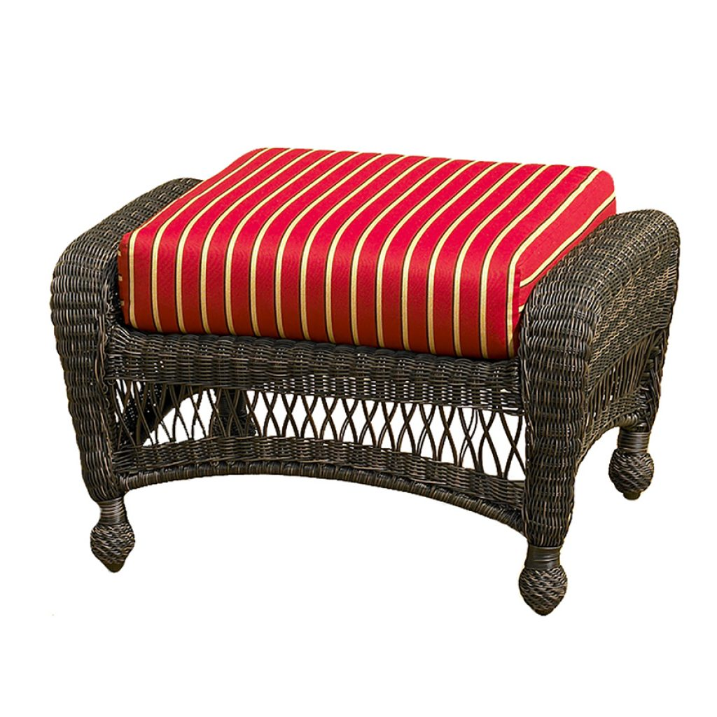 Charleston Rectangular Ottoman