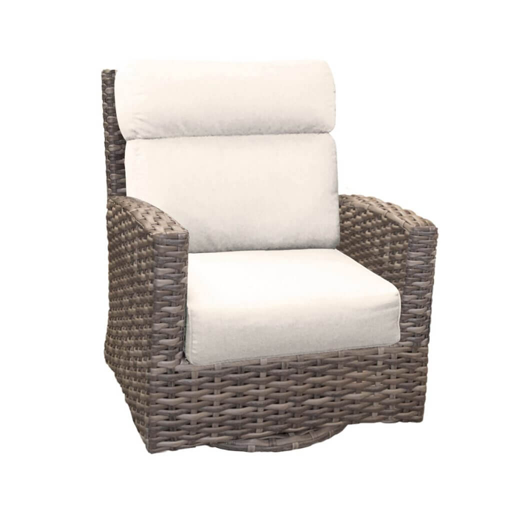 Portofino Universal High Back Swivel Rocker