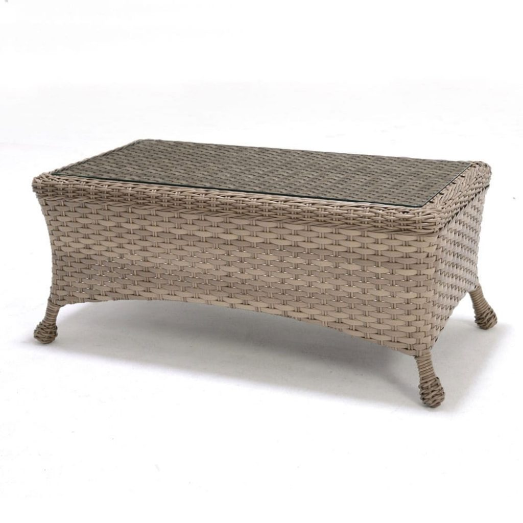 Sorrento Rectangular Coffee Table / Ottoman