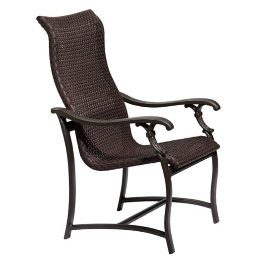Ravello Woven High Back Dining Chair