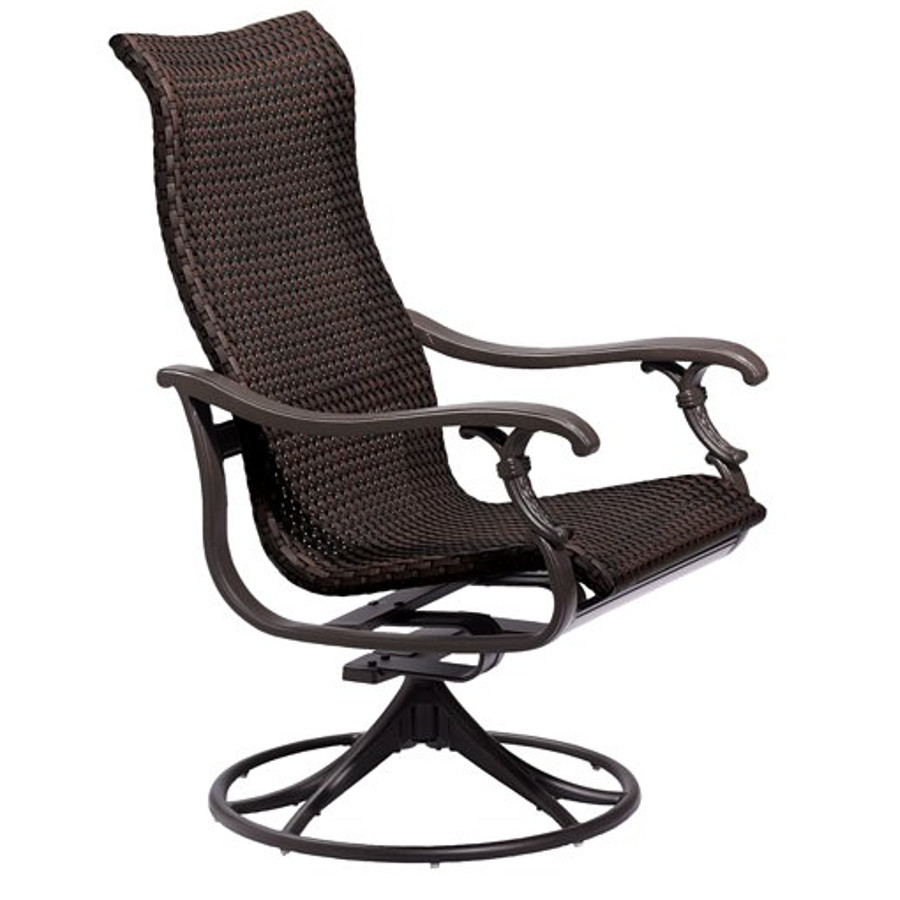 Ravello Woven Swivel Rocker