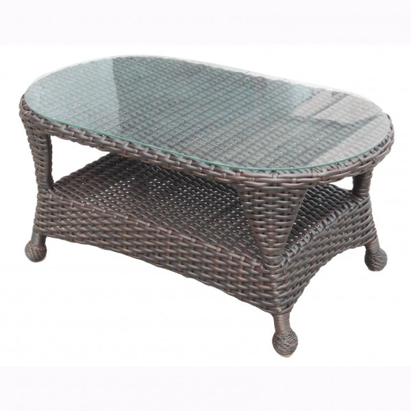 Richmond - Woven Coffee Table