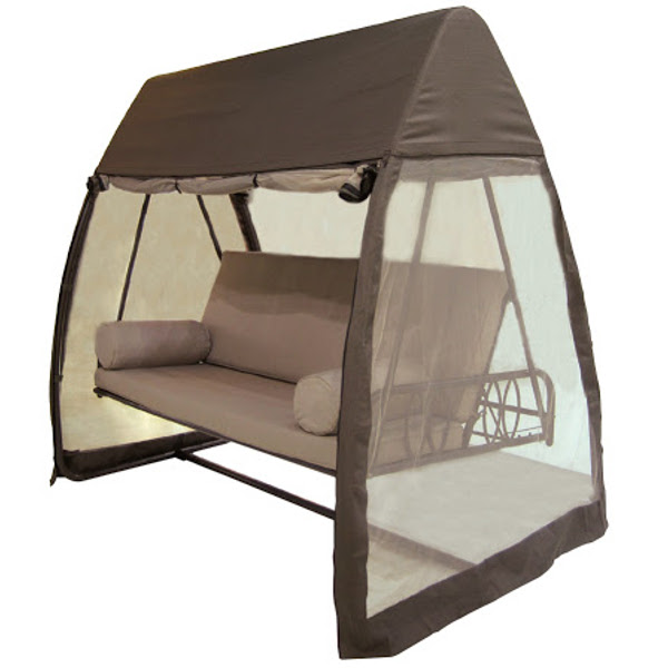 Swing Hammock with Mosquito Net