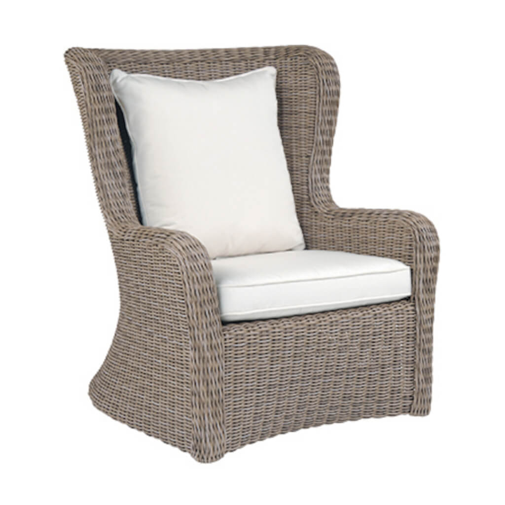 Sag Harbor Deep Seating High Back Lounge Chair
