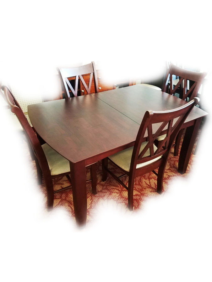 Rosewood Dining Set - 7 Piece