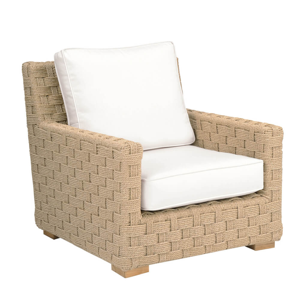 St. Barts Deep Seating Lounge Chair